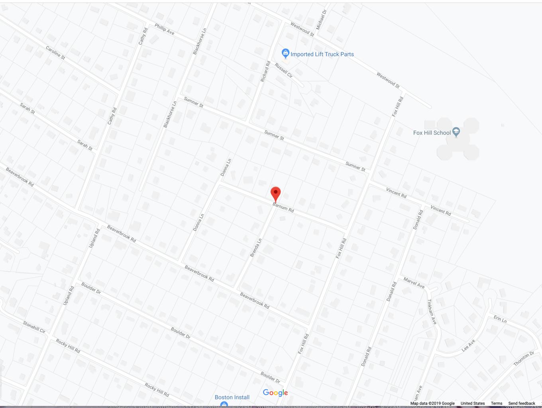 Barnum Rd. Burlington MA