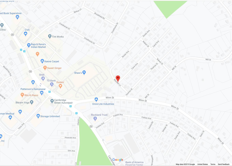 Bannett Lane, Burlington MA
