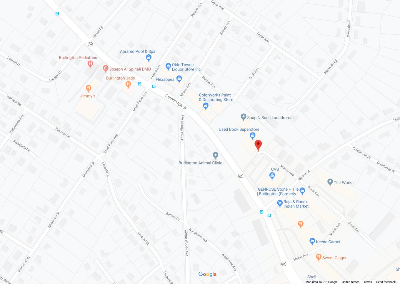 Murray Ave. Burlington MA