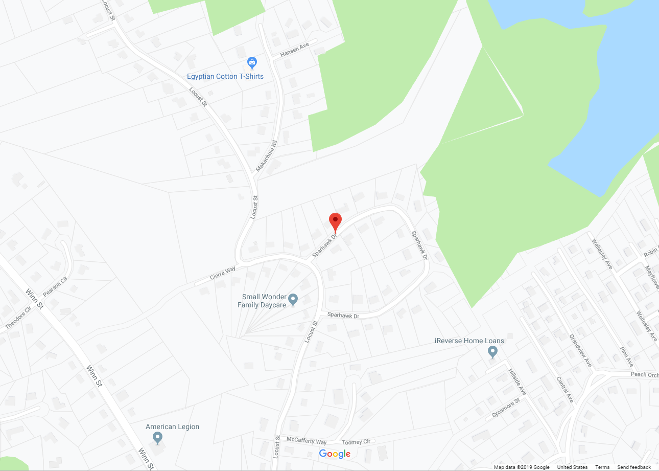 Sparhawk Drive, Burlington MA