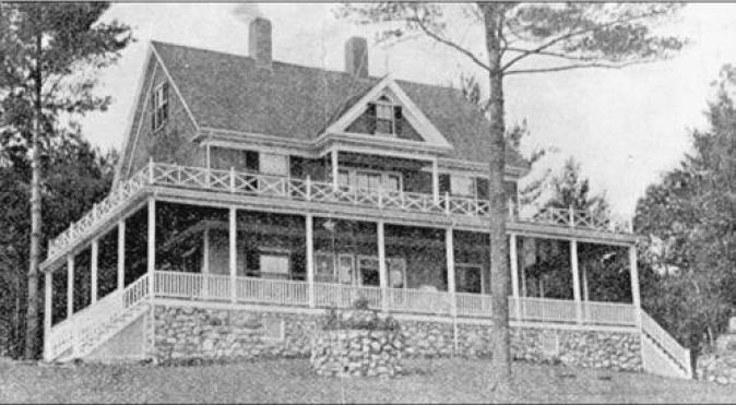 Terrace Hall