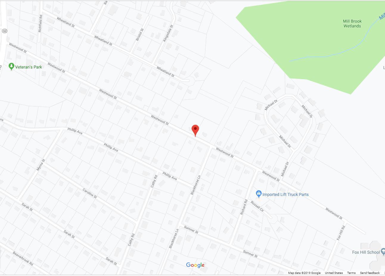 Westwood Street, Burlington MA