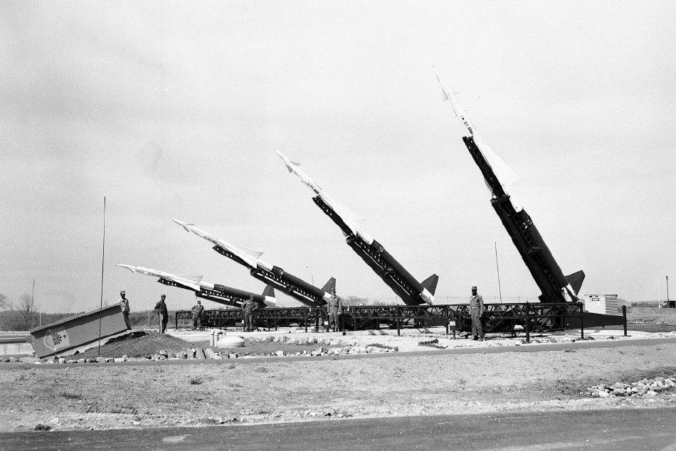 Nike Missile site, Burlington MA