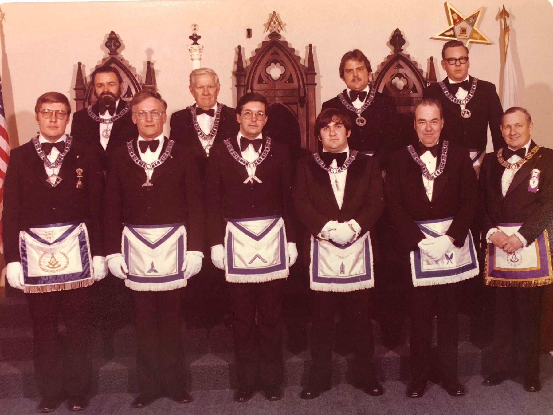 Simonds Lodge lineup, Burlington MA