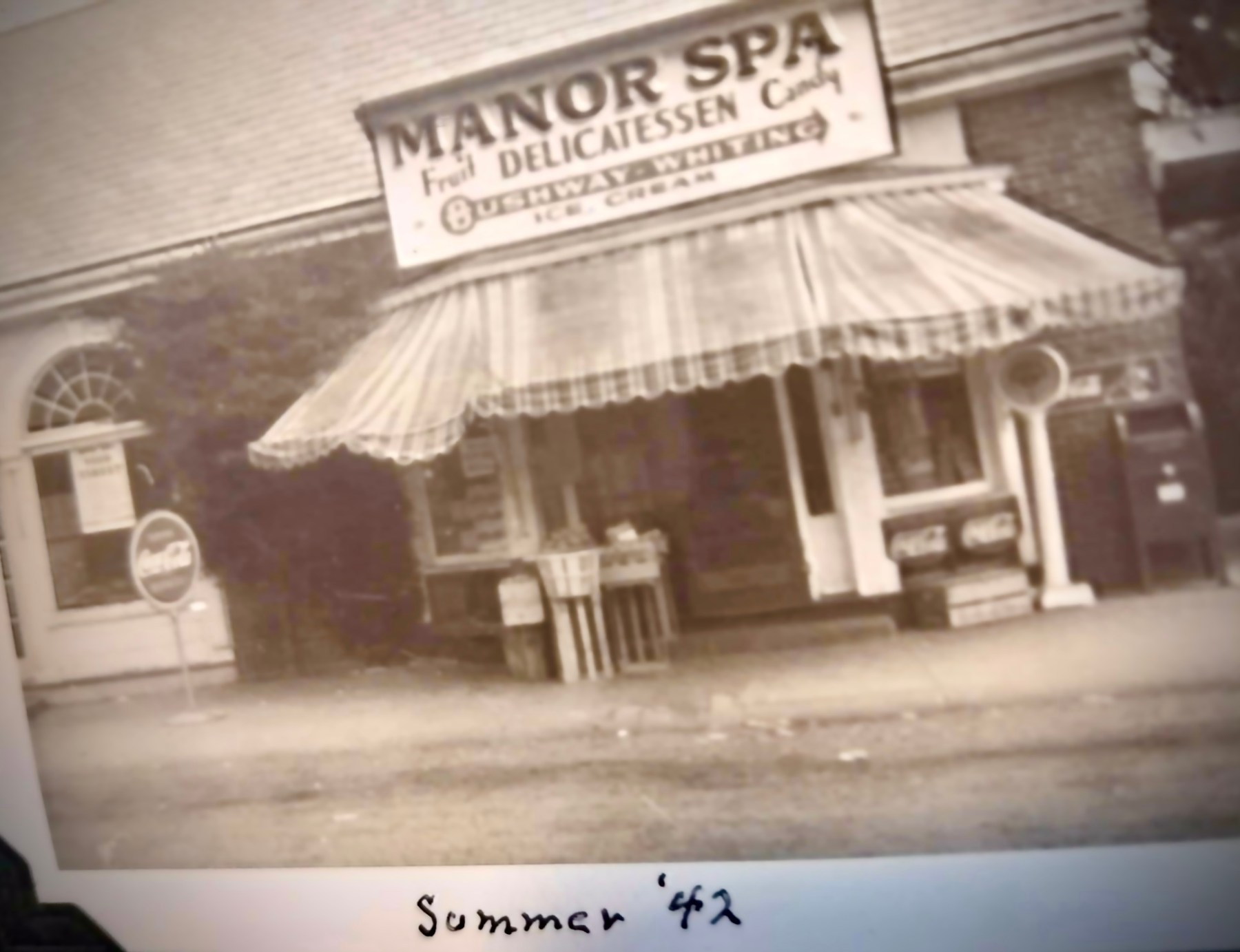 Manor Spa, 269 Bedford Street, Lexington