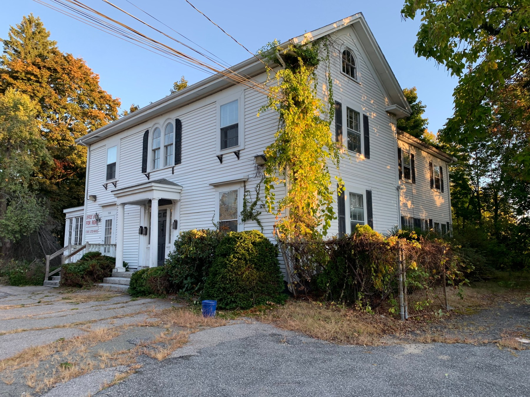 Reed house, 336 Cambridge Street Burlington MA