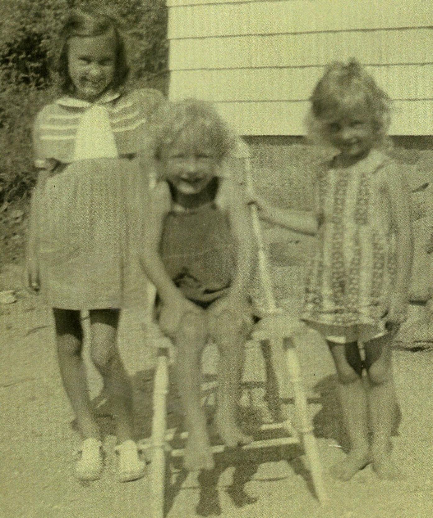 Johnson children, Burlington MA