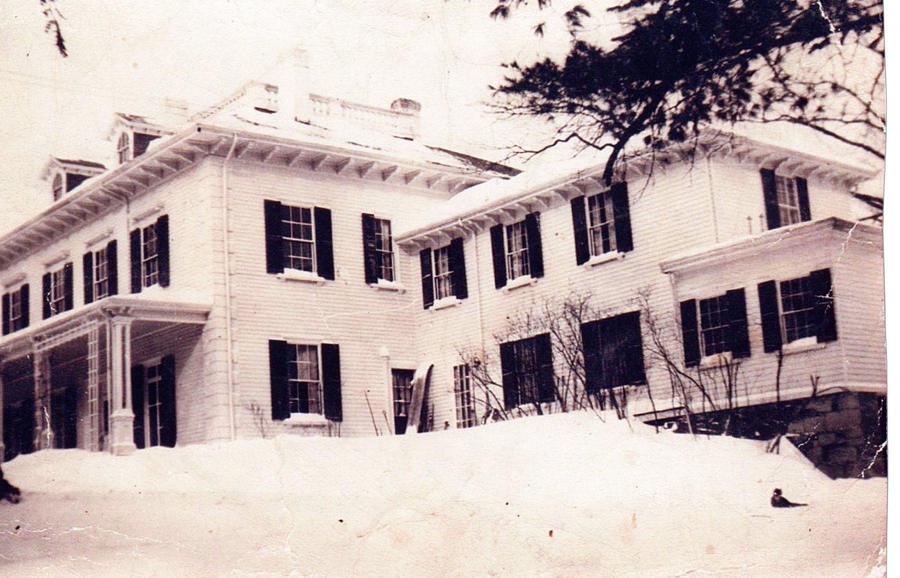 Frothingham/Rupprecht house 1949