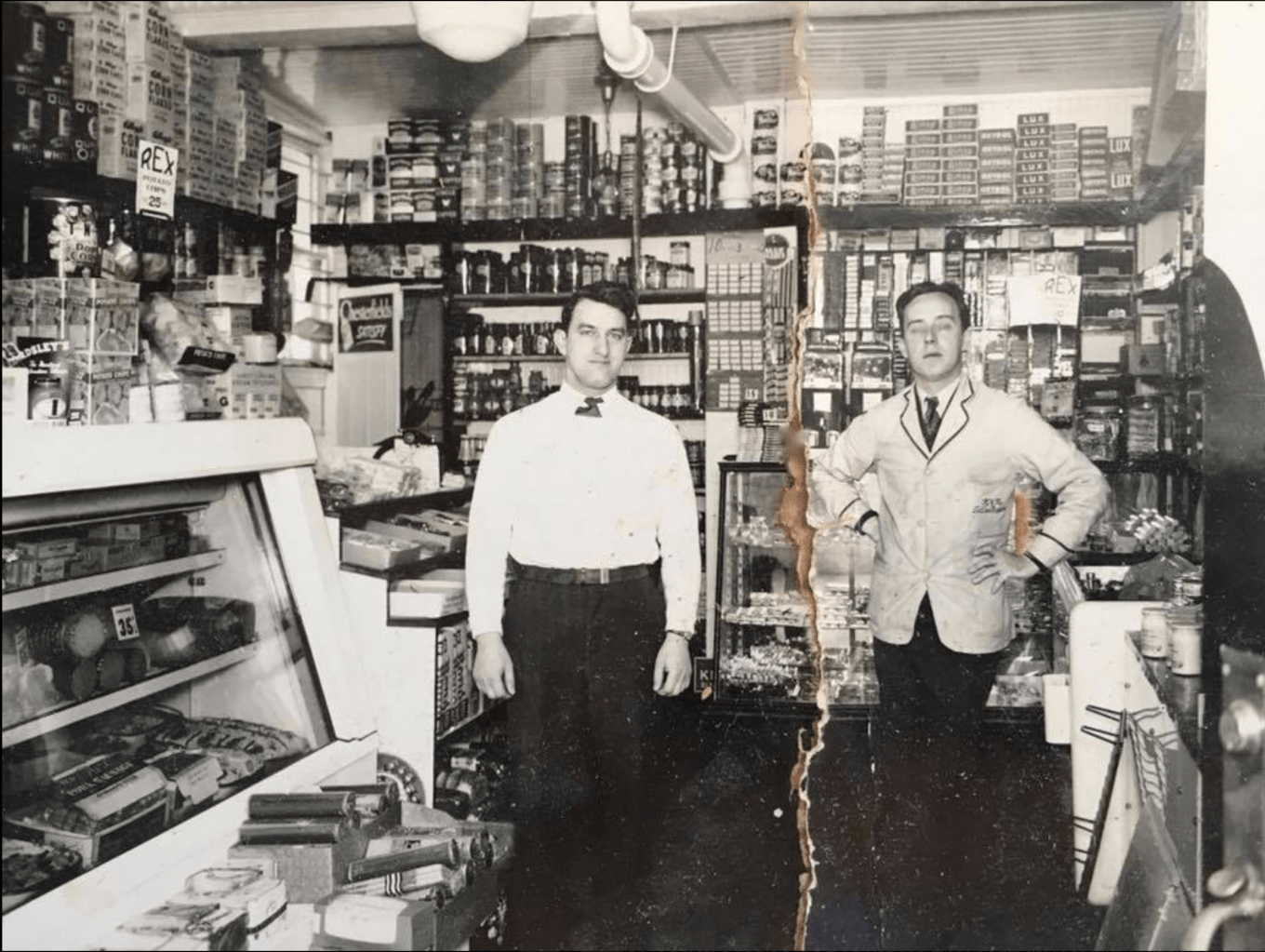 Kenny and McMurray, Woburn deli owners