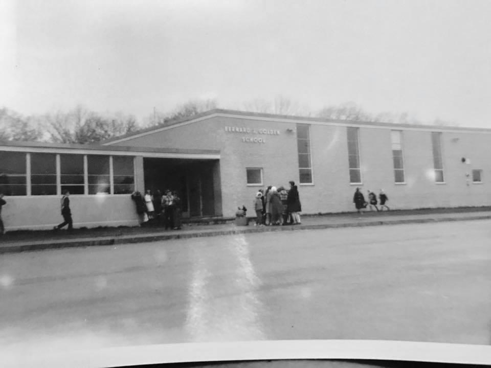 Bernard H. Golden Elementary School, Woburn MA