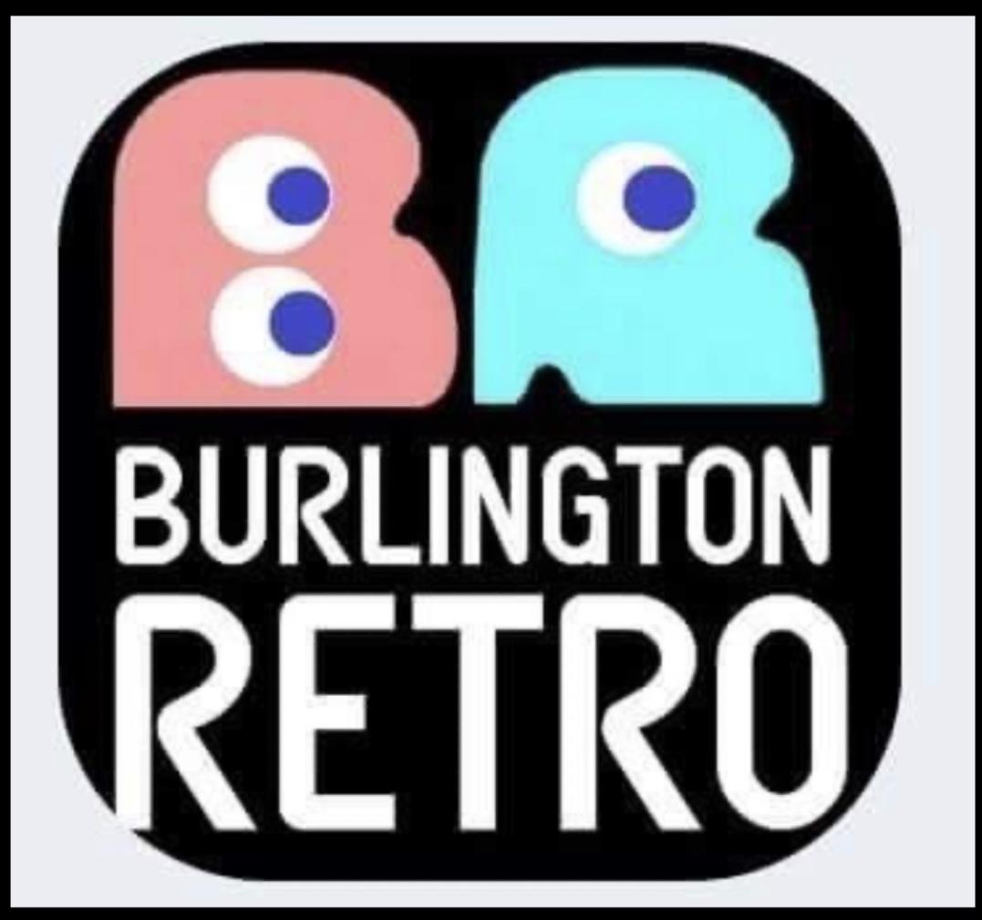 Burlington Retro