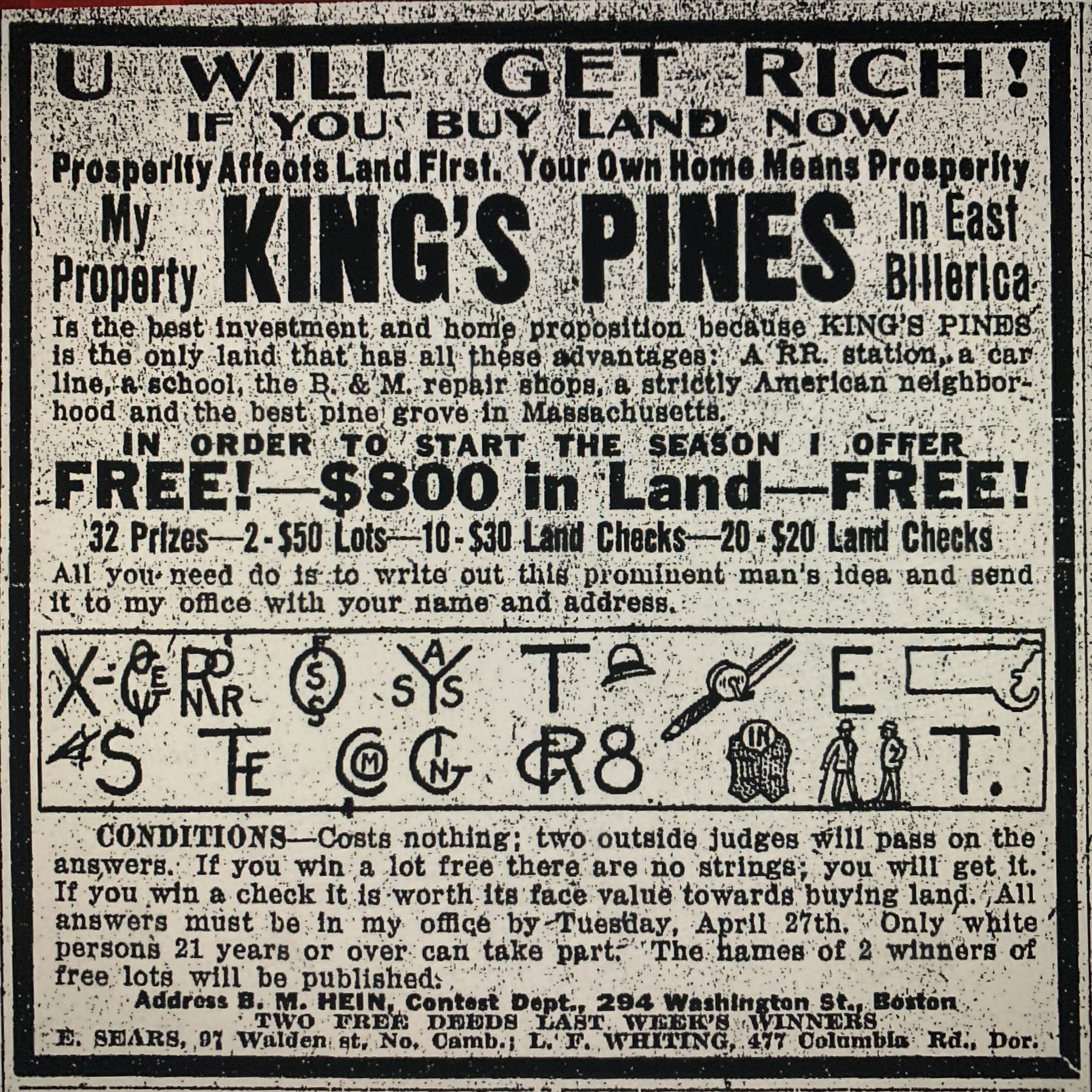 King's Pines Billerica