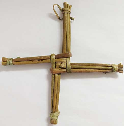 Saint Brigid cross