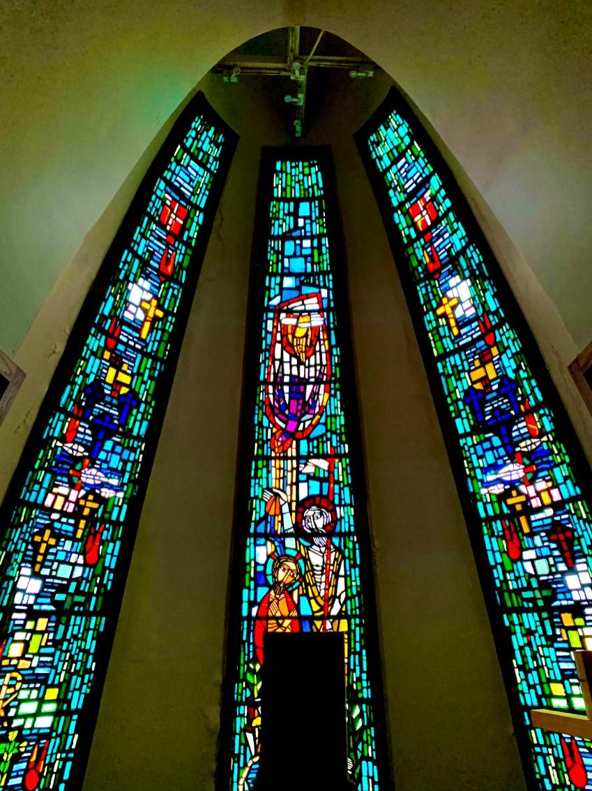St. Malachy's interior 2 Burlington MA