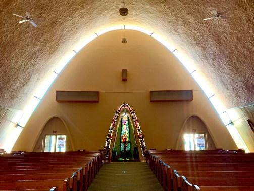 St. Malachy's interior 3 Burlington MA