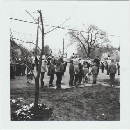West School dedication ceremony 1964 4
