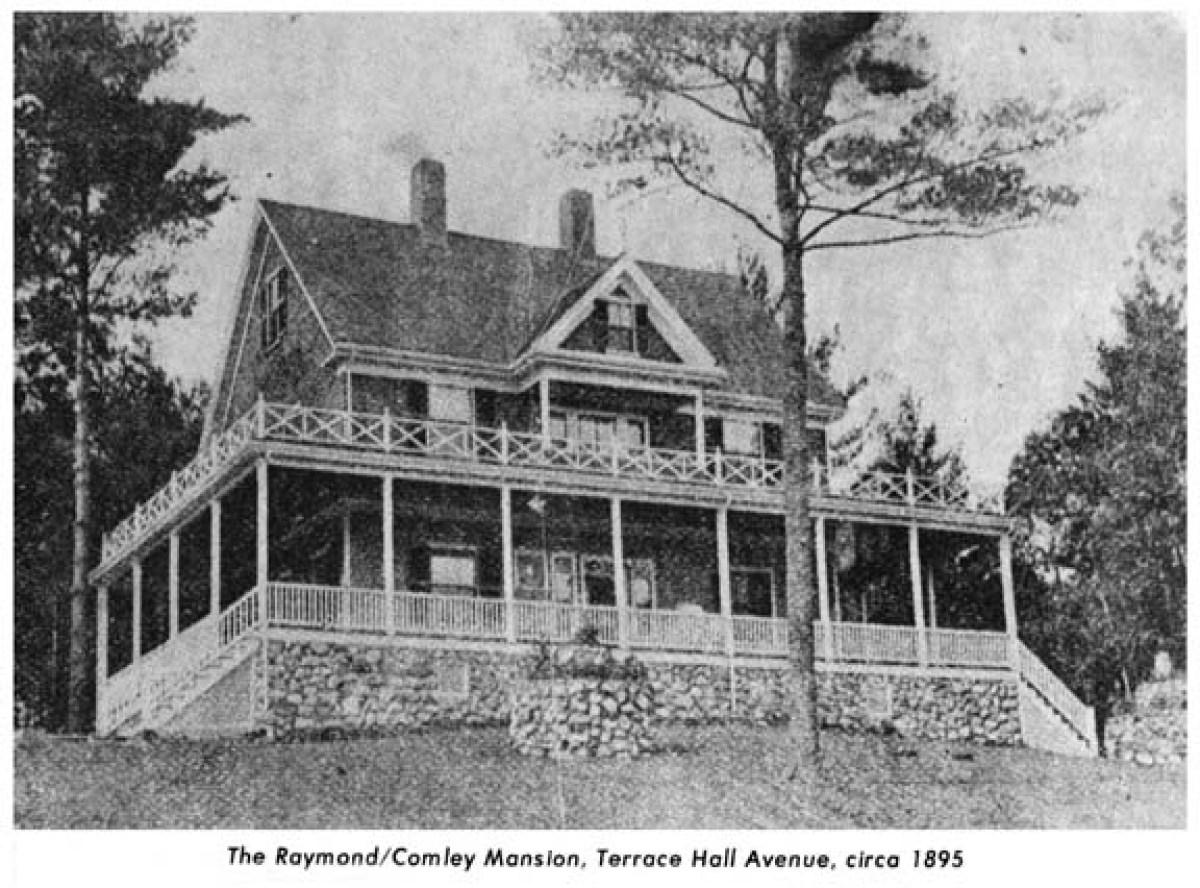 Terrace Hall mansion