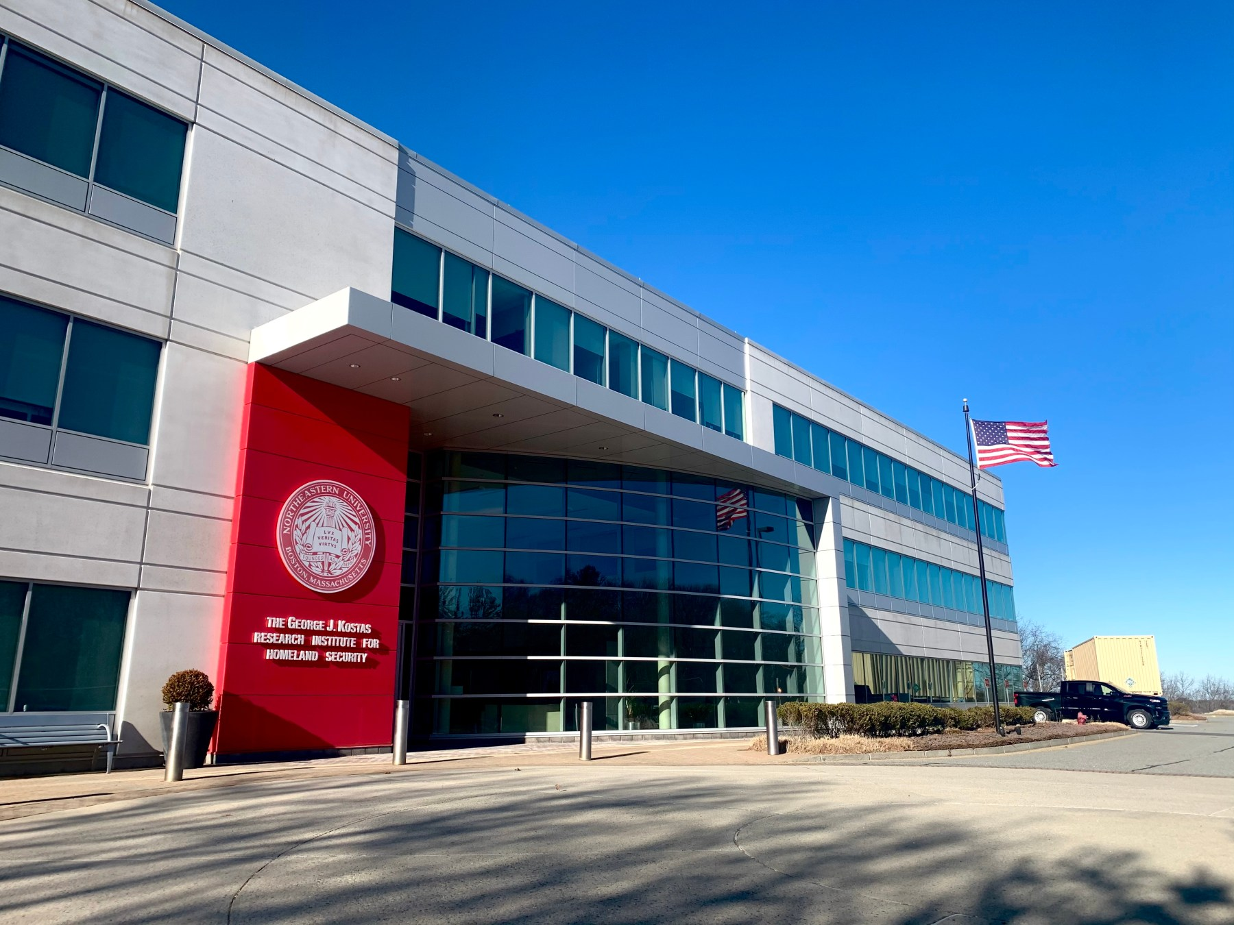 George J. Kostas Research Institute for Homeland Security, 141 South Bedford Street, Burlington, MA