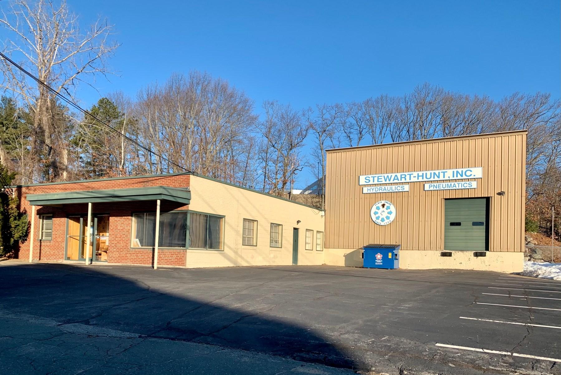 Stewart-Hunt hydraulics and pneumatics, 8 Garfield Circle, Burlington, MA