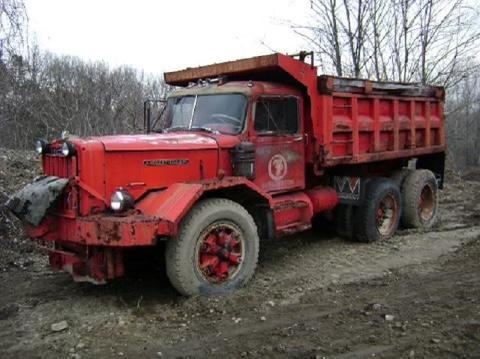 Thorstensen & Parker truck 3, Burlington MA