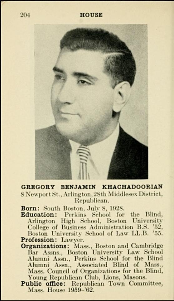Gregory B. Khachadoorian