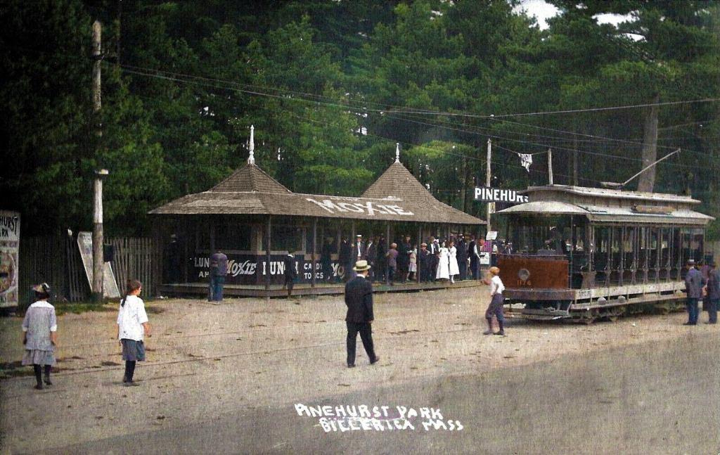 Pinehurst Park, Billerica, MA colorized