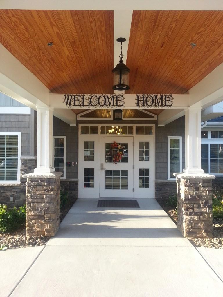 Welcome Home to Alamance House