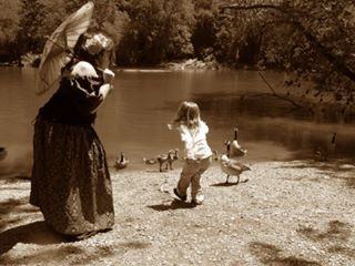 with Ducks