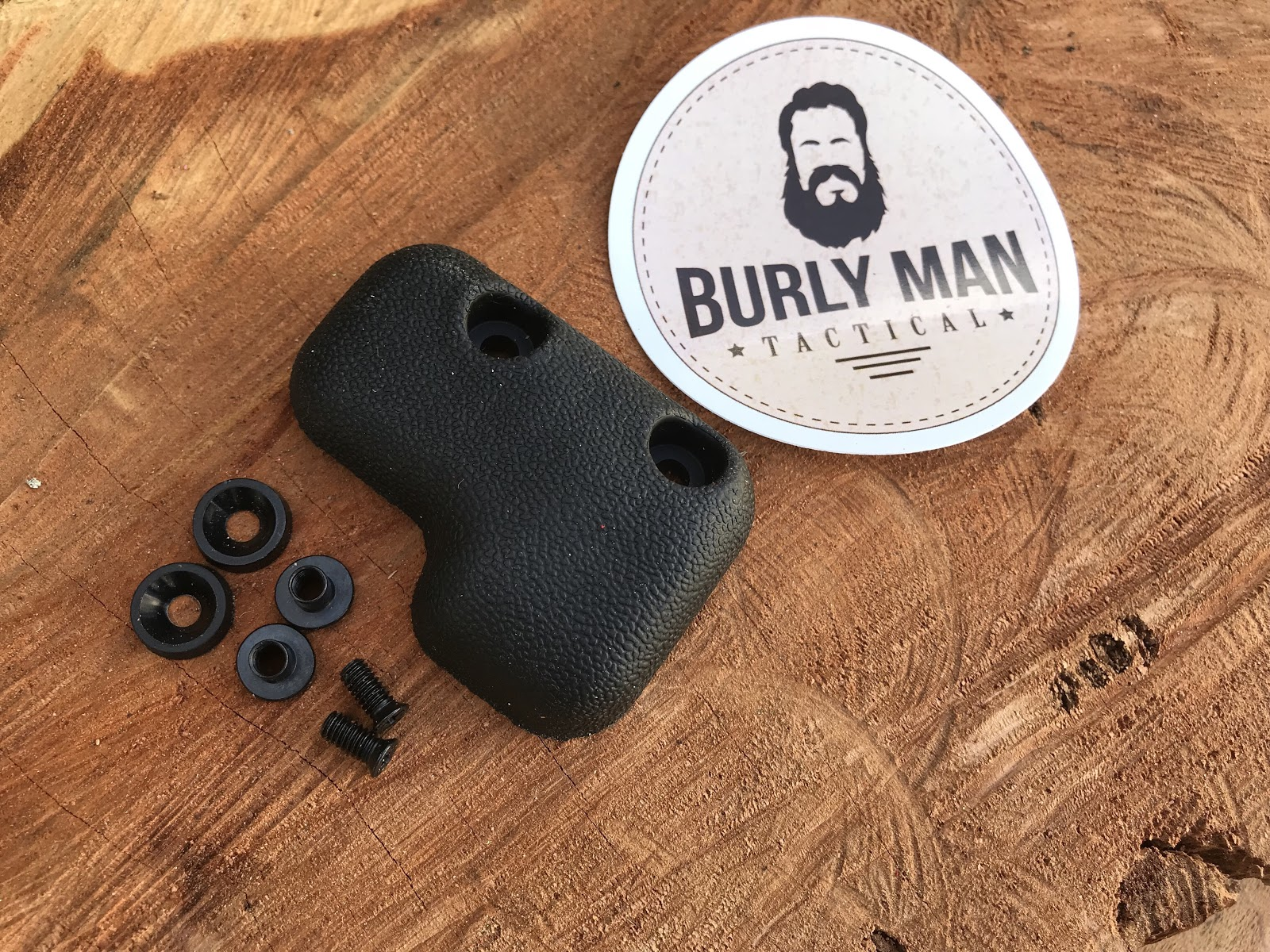 Concealment Wedge Kit - Burly Man Tactical
