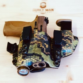 Hexcam Echo and OD Green