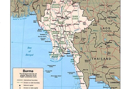 administrative map of bhutan administrative » [HD Images] Wallpaper ...