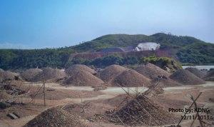 မြစ်ဆုံဒေသရှိ ရွှေကျင်တူးဖော်ရေးလုပ်ငန်းများ