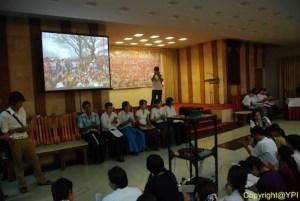 တိုင်ရီအလုပ်သမားအရေးကိစ္စဆွေးနွေးပွဲ(Photo-face book)