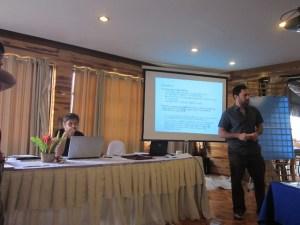 Geneva Call အလုပ်ရုံဆွေးနွေးပွဲ(IMNA)