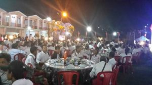 MDP ငွေရတုညစာစားပွဲ မြင်ကွင်း (Mi Kon Chan)