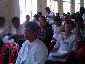 တက်ရောက်သူများ(Ko Thu)