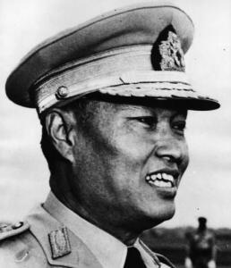 ၁၉၆၂ စစ်အာဏာသိမ်းခေါင်းဆောင် ဗိုလ်ချုပ်နေဝင်း(Internet)