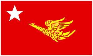 မွန်အမျိုးသားပါတီအလံ(MNP)