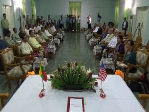 ညီအစ်မမြို့တည်ထောင်ရေး သဘောတူလက်မှတ်ရေးထိုးခြင်းအခမ်းအနား(MNA)