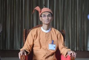 မွန်ပြည်နယ်လွှတ်တော်က အတည်ပြုသည့် ဝန်ကြီးချုပ်