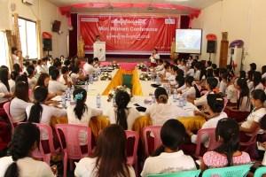 မွန်အမျိုးသမီးညီလာခံ (MNA)