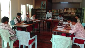 မွန်အမျိုးသားကွန်ဖရင့်အကြိုညှိနှိုင်းအစည်းအဝေး(MNA)