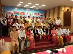 UNA နှင့် မိတ်ဖက်အဖွဲ့အစည်းများဆွေးနွေးပွဲ-၂၀၁၅(UNA)