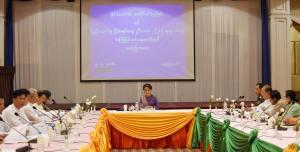 ၂၁ ပင်လုံညီလာခံ အကြိုပြင်ဆင်ရေးကော်မတီအစည်းအဝေး (MSCO)