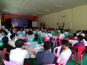 မွန်လူမှုအဖွဲ့အစည်းများဖိုရမ်ကျင်းပနေ(MNA)