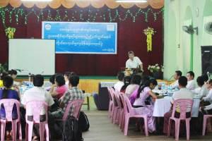 မသန်စွမ်းသူများ အခွင့်အရေး နှီးနှောဖလှယ်ပွဲ(MNA)