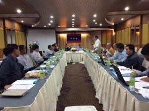 UNFC-CEC အရေးပေါ်အစည်းအဝေး(NST)