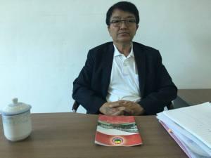 ဖက်ဒရယ်ဥပဒေအကယ်ဒမီကျောင်းအုပ်ကြီး ဦးအောင်ထူး(MNA)
