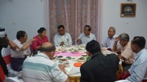 မွန်ပါတီများ ညစာစားပွဲ(BNA)