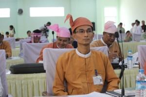 NLD အစိုးရသစ် မွန်ပြည်နယ်ဝန်ကြီးချုပ် ဦးမင်းမင်းဦး(MNA)